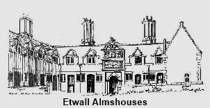 Etwall Almshouses